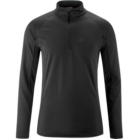 Maier Sports Christian LS Turtleneck Top Men black